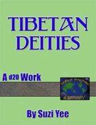 World Building Library: Tibetan Deities