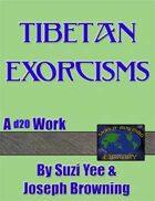 World Building Library: Tibetan Exorcisms
