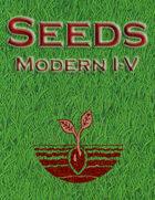 Seeds Compilation: Modern I-V
