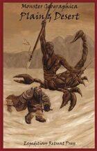 Monster Geographica: Plain & Desert