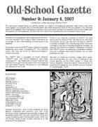 Old-School Gazette #9