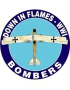 Down In Flames - WWI - Bombers