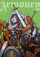 Fragged Kingdom: ARMOURY