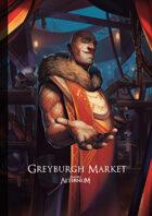 Fragged Aeternum - Greyburgh Market