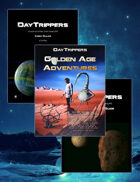 DayTrippers Golden Age GM Set (PDF) [BUNDLE]