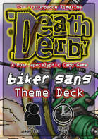 Death Derby: Biker Gang Theme Deck