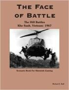The Hill Battles, Khe Sanh 1967, Skirmish Scenario Book