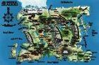 The Chronicles of Ramlar World Map