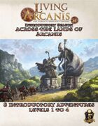 Living Arcanis 5E Introductory Season Packet