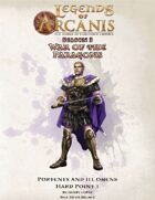 Legends of Arcanis Portents and Ill Omens HP 3-1