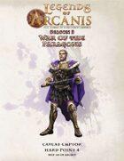 Legends of Arcanis Caveat Emptor HP 3-4