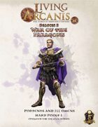 Living Arcanis 5E HP3-01 Portents and Ill Omens