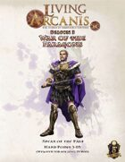 Living Arcanis 5E HP3-05 Spear of the Past