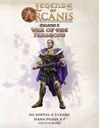 Legends of Arcanis To Topple a Tyrant HP 3-07