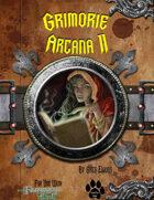 Grimoire Arcana II