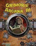 Grimoire Arcana III