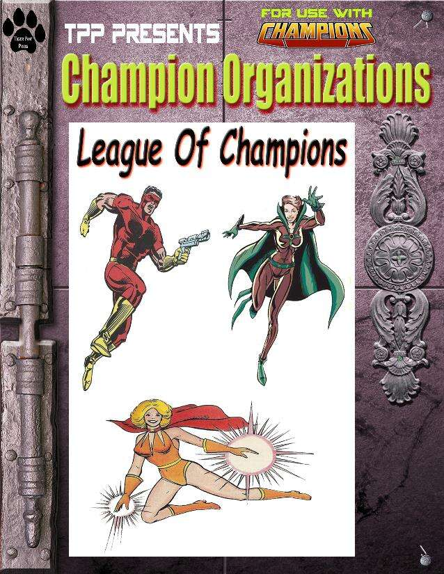 TPP Presents Champions Organizations #2