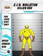 S.I.D.s Bulletin 10 - Killer Bee