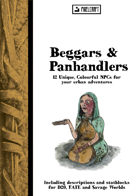 Beggars and Panhandlers