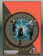 Illustrated Sundered Era Team Cards