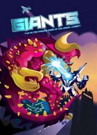 Giants: The Action Figure Game of Colossal Combat