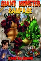Giant Monster Rampage 3rd Edition