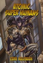 Atomic Super Humans 2nd edition