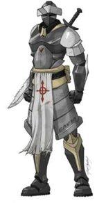 Cavalier Power Armor Data Sheet