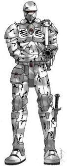 Tiger Power Armor Data Sheet