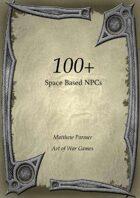 100+ Space Based NPCs