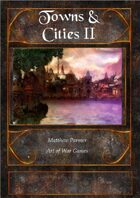 Fantasy Towns and Cities II