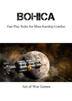 BOHICA: Fast Play Rules for Mass Fleet Battles