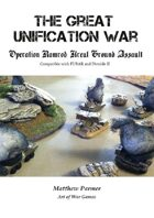 The Great Unification War Campaign: Operation Ramrod: Kreul Ground Assault: Compatible with Dirtside II and FUBAR