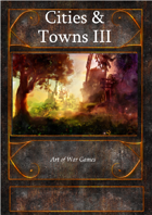 Fantasy Towns and Cities III