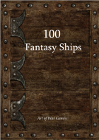 100 Fantasy Ships