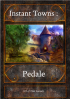Instant Towns IV: Pedale