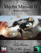 Mecha Manual II : Infantry Mecha