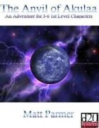 PlanetFall: Anvil of Akulaa