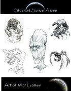 Stock Art Series Aliens