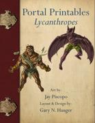 PR5-Portal Printables - Lycanthropes