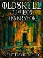 CASTLE OLDSKULL - Oldskull Dungeon Generator
