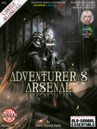 Oldskull Game Expansions Book III - Adventurer's Arsenal