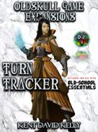 Oldskull Game Expansions Book IV - Turn Tracker - OGE4