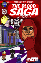 PGC #1R: The Blood Saga: REDUX