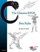 The Chimera RPG® Beta Rules