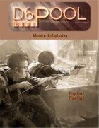 D6Pool Modern Roleplaying