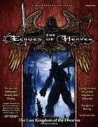 The Lost Kingdom of the Dwarves/On Corrupted Ground (Rolemaster Version)