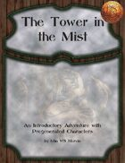 The Tower in the Mist (13th Age Compatible)