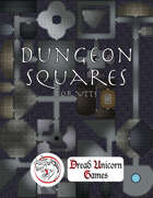 Dungeon Squares for VTTs