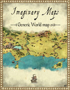 Generic World map 04